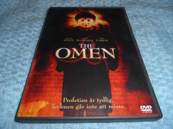 The Omen (DVD) klassiker!!