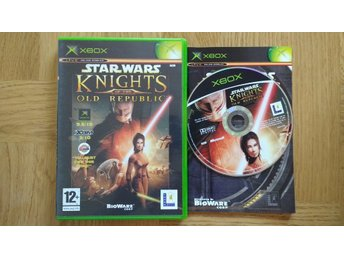 Xbox: Star Wars: Knights of the Old Republic