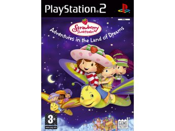 Strawberry Shortcake - The Sweet Dreams Game - Playstation 2