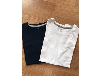 H&M basic t-shirts stl 146/152