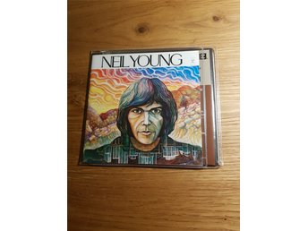 Neil Young - S/T - Cd
