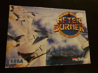 Commodore 64 / 128 Spel Kasett After Burner