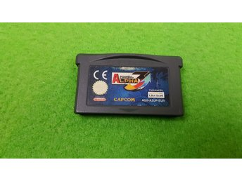 Street Fighter Alpha 3 Gameboy Advance Nintendo GBA