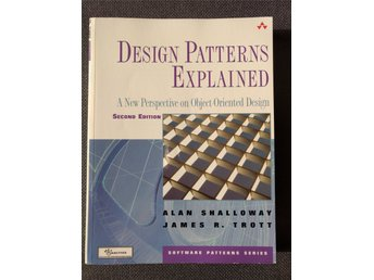 Design Patterns Explained av Alan Shalloway häftad, Engelska, 2004