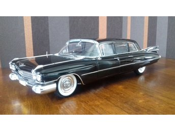 1:18 Cadillac 1959 Limousine, Precision Miniatures, Sunset Coach.