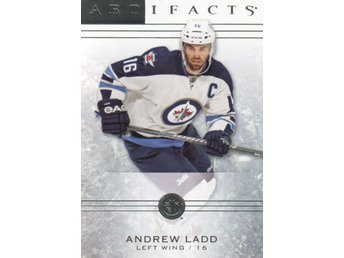2014-15 Artifacts #99 Andrew Ladd