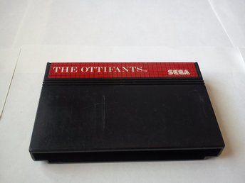 Master System: The Ottifants (Enbart kassett)