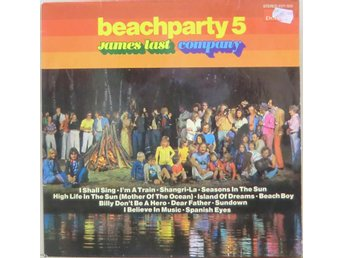 James Last Company-Beachparty 5 / LP