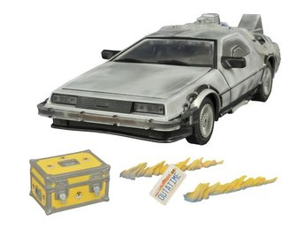 Back to the Future: Iced Time Machine Collector Set