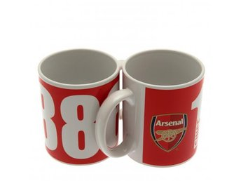 Arsenal Mugg Since