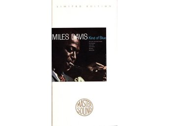 Miles Davis ?– Kind Of Blue - Mastersound -Limited Edition - Gold CD - Longbox