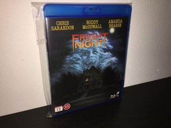 Fright Night (1985, Blu-ray)