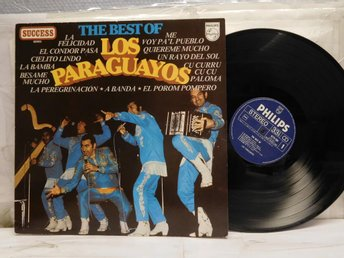 LOS PARAGUAYOS - THE BEST OF