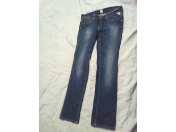 Replay jeans stl 27/32 i fint skick