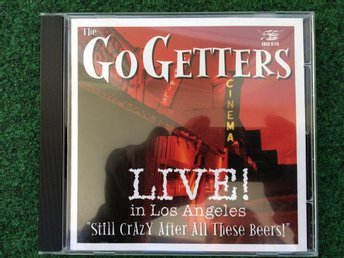 GO GETTERS – Live in Los Angeles