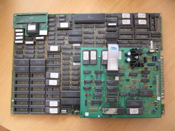 ARKADSPEL | Pit-Fighter Atari Original (PCB-kretskort) JAMMA!