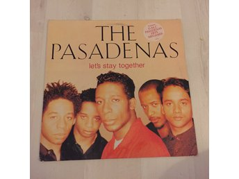 "THE PASADENAS - LET´S STAY TOGETHER. (12"")"