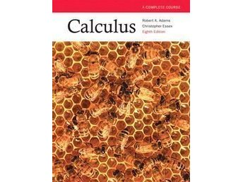 Calculus: A Complete Course av Robert A Adams