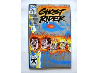 US Marvel - Ghost Rider vol 2 # 25 - VF/NM
