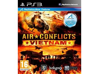 Air Conflicts Vietnam - Move - Playstation 3