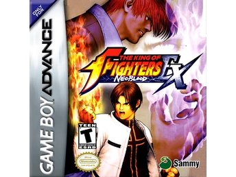 The King of Fighters EX NeoBlood - Gameboy Advance
