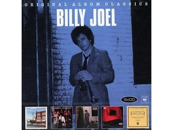 Joel Billy: Original album classics 1974-2001 (5 CD)