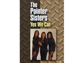 Pointer Sisters: Yes we can (DVD)