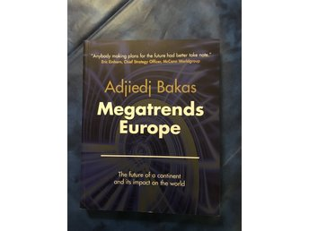 Adjiedj Bakas: Megatrends Europe