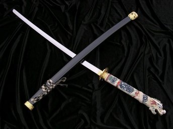 THE SAMURAJSKI SAMURAJSKI BIG SWORD KATANA HIT 4KM124-430BK