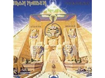 IRON MAIDEN - POWERSLAVE. NEW LP.