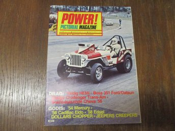 Power Pictorial Magazine Nr 5-1977
