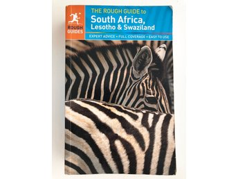 "Reseguide ""The rough guide to South Africa, Lesotho & Swaziland "" travelguide"