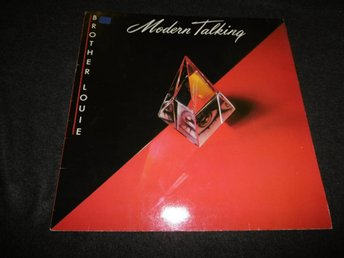 "Modern Talking - Brother Louie - 12"" - 1986"