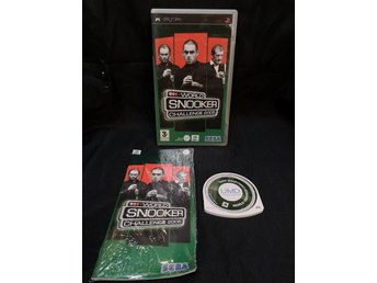 World Snooker Challenge 2005 / PSP / Sony / Playstation.