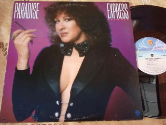 PARADISE EXPRESS - LET´S FLY LP 1979