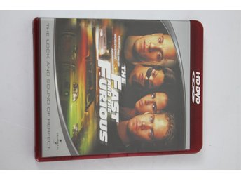 HD DVD Film The Fast and The Furious - Borlänge - HD DVD Film The Fast and The Furious - Borlänge