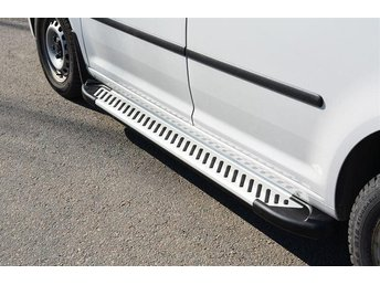 VOOL SIDESTEPS ANTI-SLIP - VW Caddy Maxi 2016-