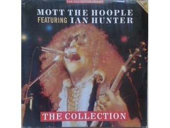 Mott The Hoople Featuring Ian Hunter  titel*  The Collection*2 × LP, Comp!