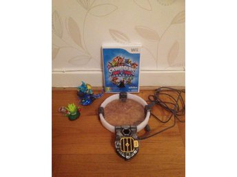 Skylanders Trap team med figurer