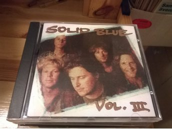 Solid Blue - Vol.III, CD