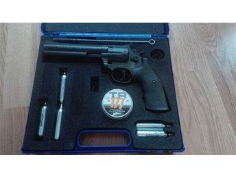 """Luftpistol umarex smith & wesson revolver 586 6"""" - Uppsala - Luftpistol umarex smith & wesson revolver 586 6"""" - Uppsala"""
