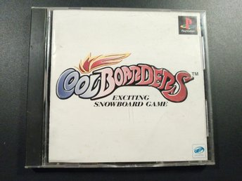 CoolBoarders till Playstation - Japanskt | Cool Boarders