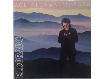 Åge Aleksandersen Og Sambandet title *Eldorado* Pop,Rock LP Norway