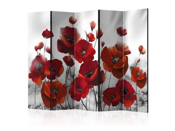 Rumsavdelare - Poppies in the Moonlight II Room Dividers 225