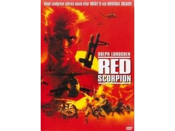 Red Scorpion-Dolph Lundgren
