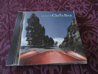 CHRIS REA -- THE BEST OF