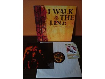 I Walk The Line: Desolation Street. 2006 LP.Punk/Alternativ
