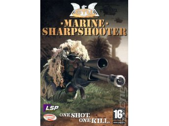 CTU Marine Sharpshooter - PC Spel