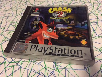 Crash Bandicoot 2 till PS1