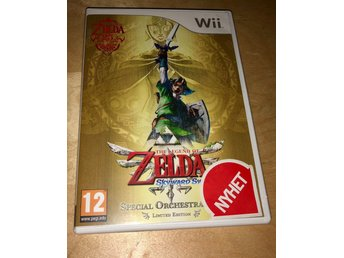 The Legend Of Zelda Skyward Sword Orchestra Edition Wii